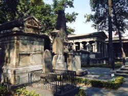 Cemetery of San Fernando