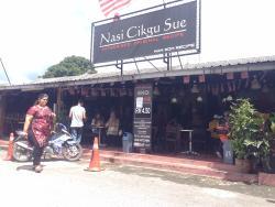 Nasi Kak Wok Ampang