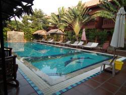 Welcoming Pool