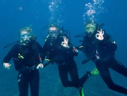 Kitu Kiblu: Responsible Marine Encounters