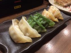Naniwa Hitokuchi Dumplings Chaochao Naha Matsuyama