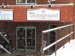 Fran's Underground Cafe