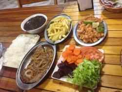 Restaurante E Lanchonete Toca Da Ilha