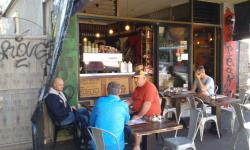 Vesbar Espresso Marrickville