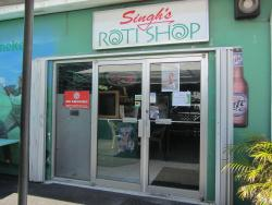 Singh's Roti Shop & Bar