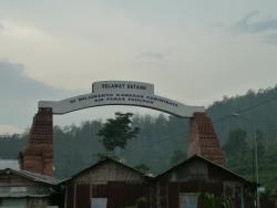 Pemandian Air Panas Cangar Pacet Mojokerto