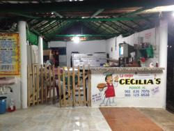 Cecilia's Pizza