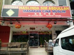 Restoran Haslinda Sim Abdullah