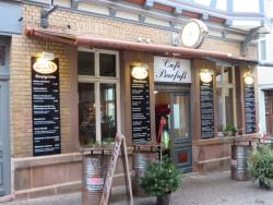 Cafe Barfuss
