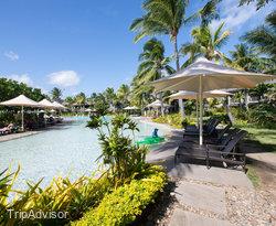 The Family Pool at the InterContinental Fiji Golf Resort & Spa