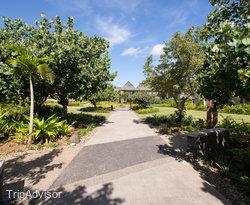 Grounds at the InterContinental Fiji Golf Resort & Spa