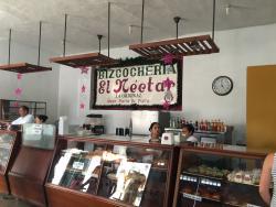 Bizcocheria El Nectar