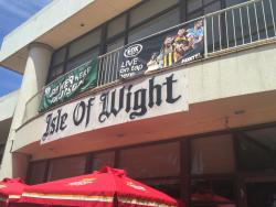 Isle of Wight Bar at The Continental Hotel Phillip Island