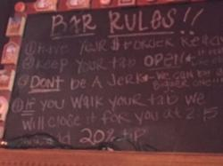 Leapin' Lizard Pub