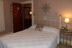 Unser Zimmer 'Stacie's View', Queenbed