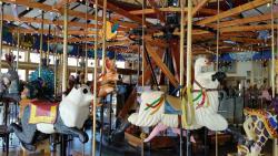 Great carousel in Colorado