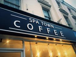 ‪Spa Town Coffee‬