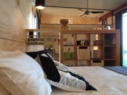 Bed + Bauhaus Boutique Suites