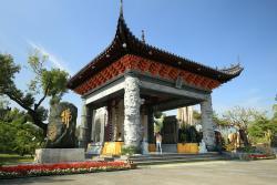Syuan Kong Temple
