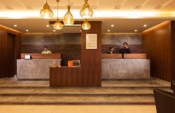 Lobby, Kodai By The Valley