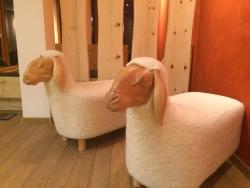 splendide pecorelle
