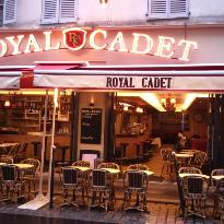 Cafe Royal Cadet