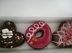 Krispy Kreme Doughnuts, Pieri Moriyama