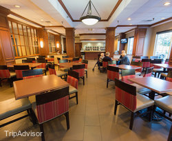 Breakfast Area at the Comfort Inn at the Park