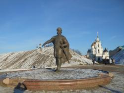 Yuriu Dolgorukiy Monument