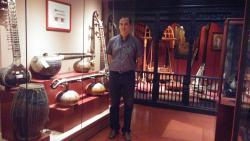 Musee des Musiques et Instruments de L'ocean Indien