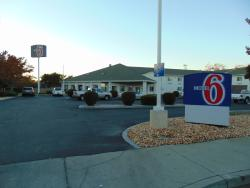 Motel 6 Marysville South