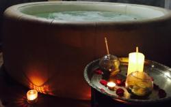 bassin aromatique chaud interieur Jamila