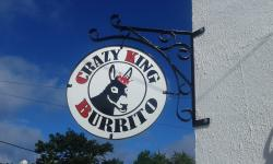 CRAZY KING Burrito