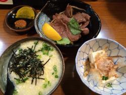 Tamagozousui restaurant Shunpan