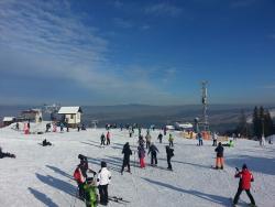 Kaniowka Ski Area