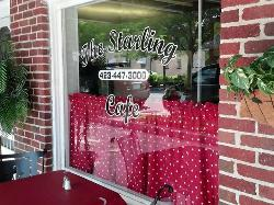 The Starling Cafe
