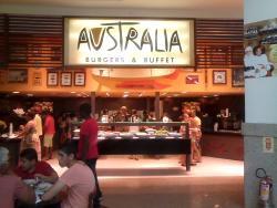 Australia Burgueres