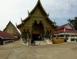 Wat Phrabat Huai Tom