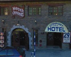 Hotel Confort Soldeu