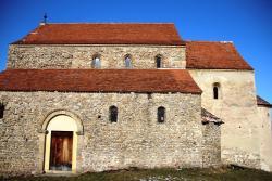 Saxon Fortified Church