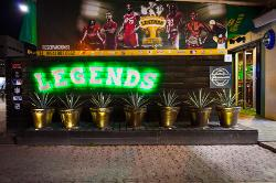Legends Sport Bar & Grill Playa del Carmen