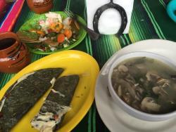 Great mexican breakfast