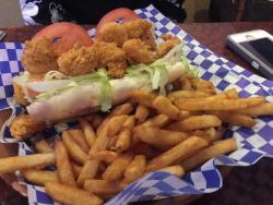 Cajun cowboys Seafood & Sports