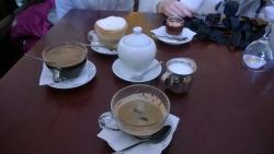Гора кофе