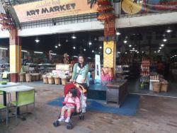 Wake Bali Art Market