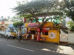 Krishna Kripa Seafood Restaurant