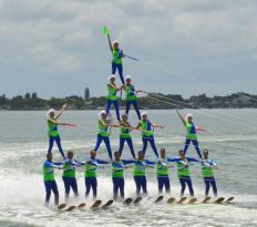 Tampa Bay Water Ski Show Team