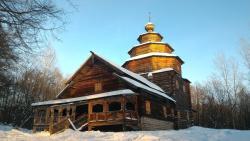 Museum of Folk Architecture and Life of the Peoples of Volga Nizhny Novgorod