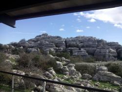 Visitor Center Torcal Alto