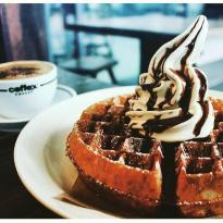 Dot Cafe Waffles & desserts
